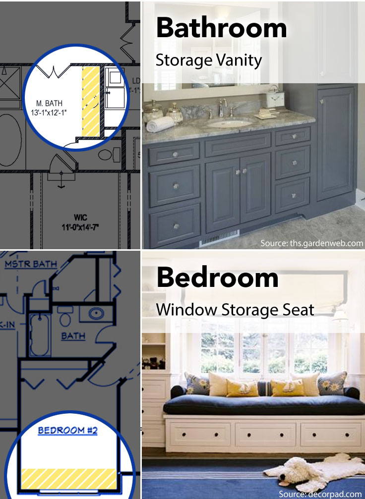 Home Storage And Organization Ideas For Your Whole House