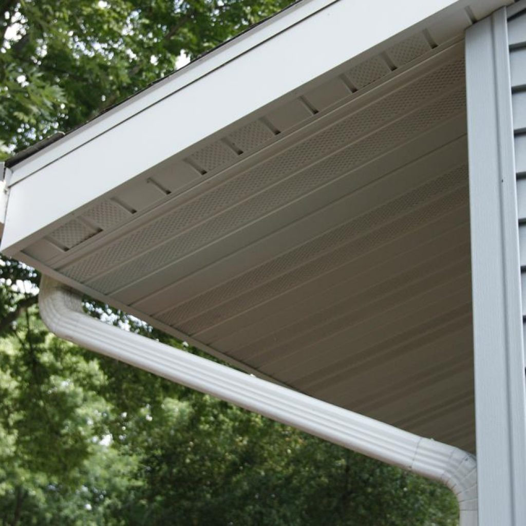 Seamless Gutter Amp Gutter Protection Waunakee Remodeling
