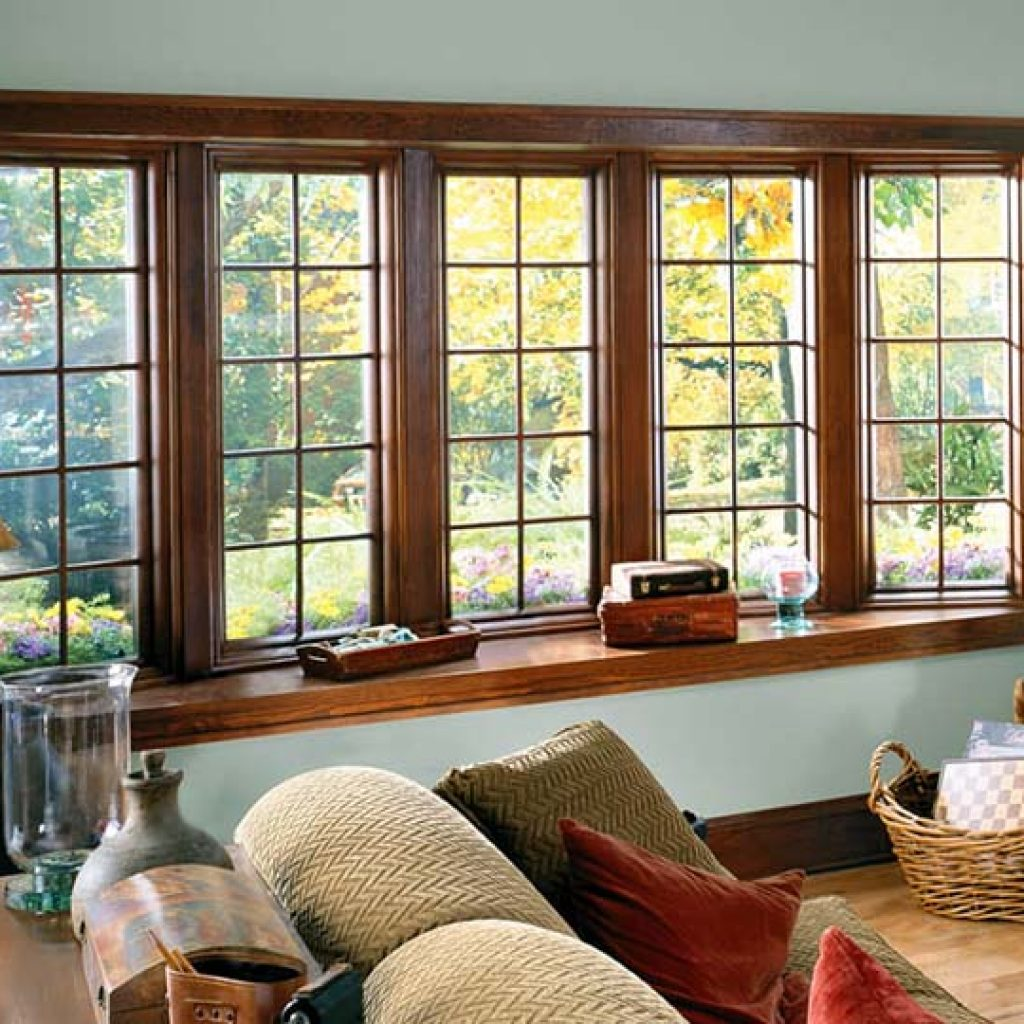 Bay Amp Bow Replacement Windows Waunakee Remodeling