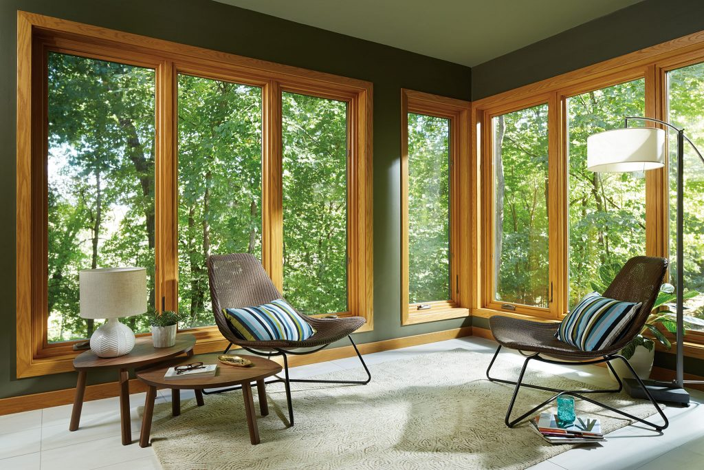 Casement Replacement Windows Waunakee Remodeling