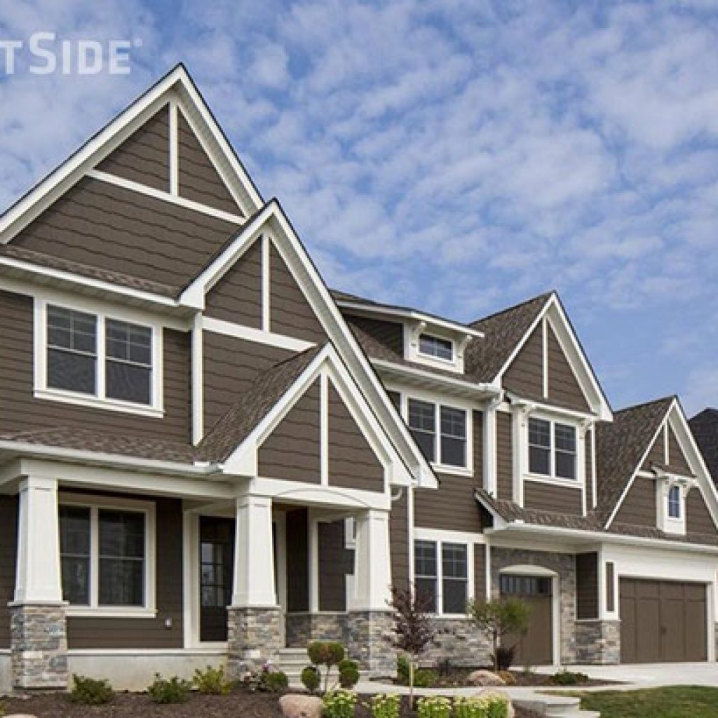 One Car Garage With Lap Siding 69471am: Siding Installation And Replacement Experts