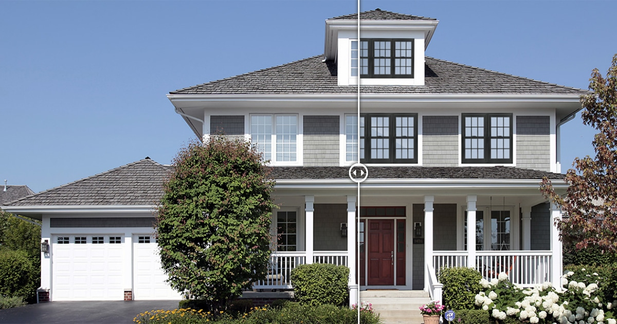 Why Black Windows Make A Big Difference Waunakee