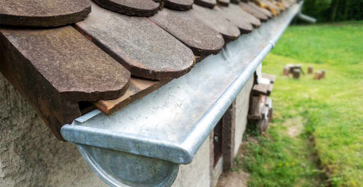 Understanding The Benefits Of Clean Gutters From Armourguard