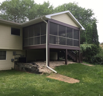 AZEK® Deck & Styleline Porch
