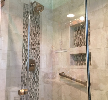 Accent Shower Tile