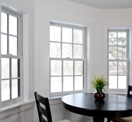 White Classic Windows